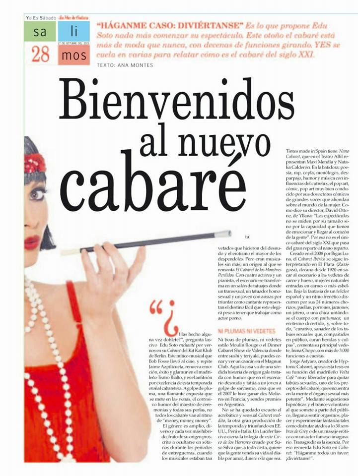 2015.10.24 – La Voz de Galicia